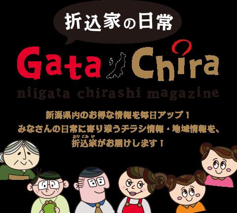新潟県内のお得な情報を毎日アップ!みなさんの日常に寄り添うチラシ情報・地域情報を、折込家がお届けします!