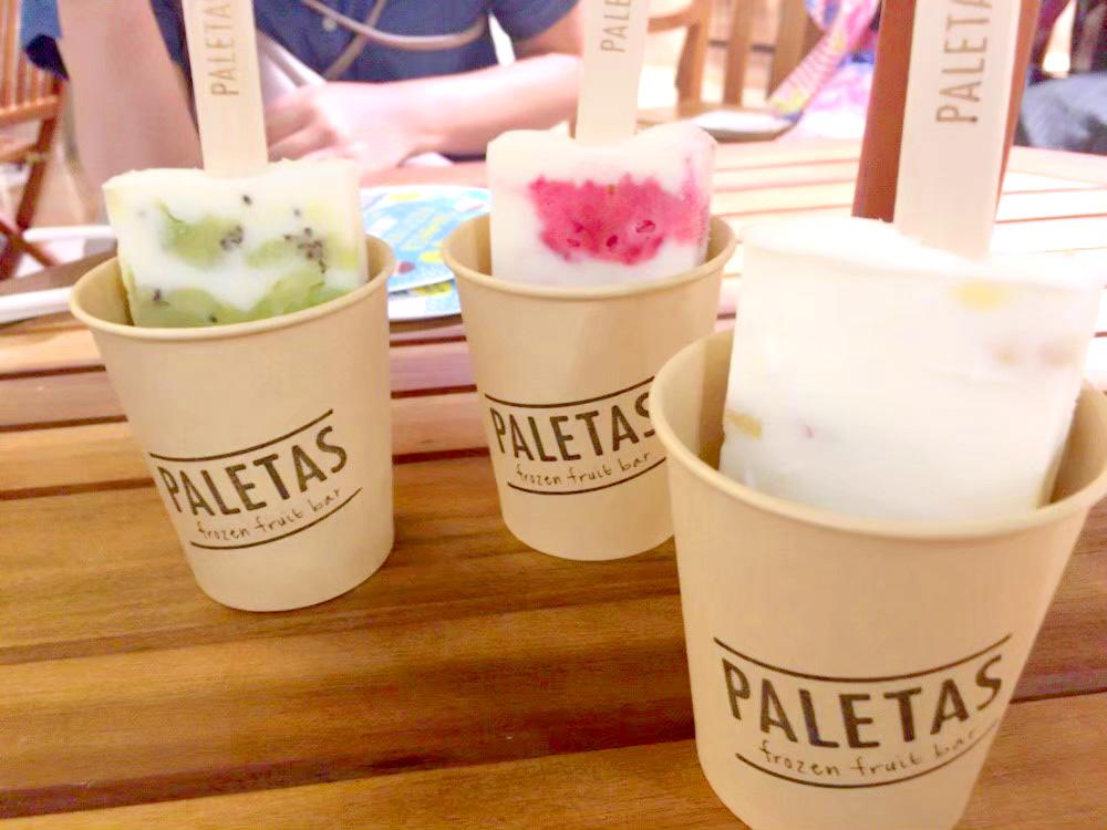 PALETAS (パレタス)POP-UP SHOP 2020