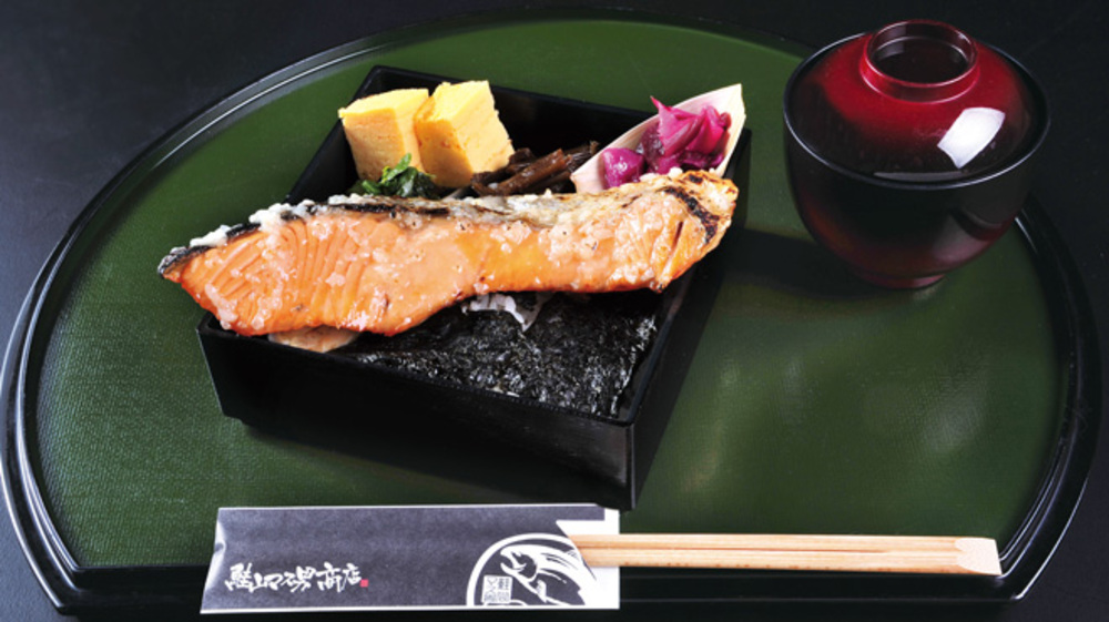 鮭山マス男商店桜木店