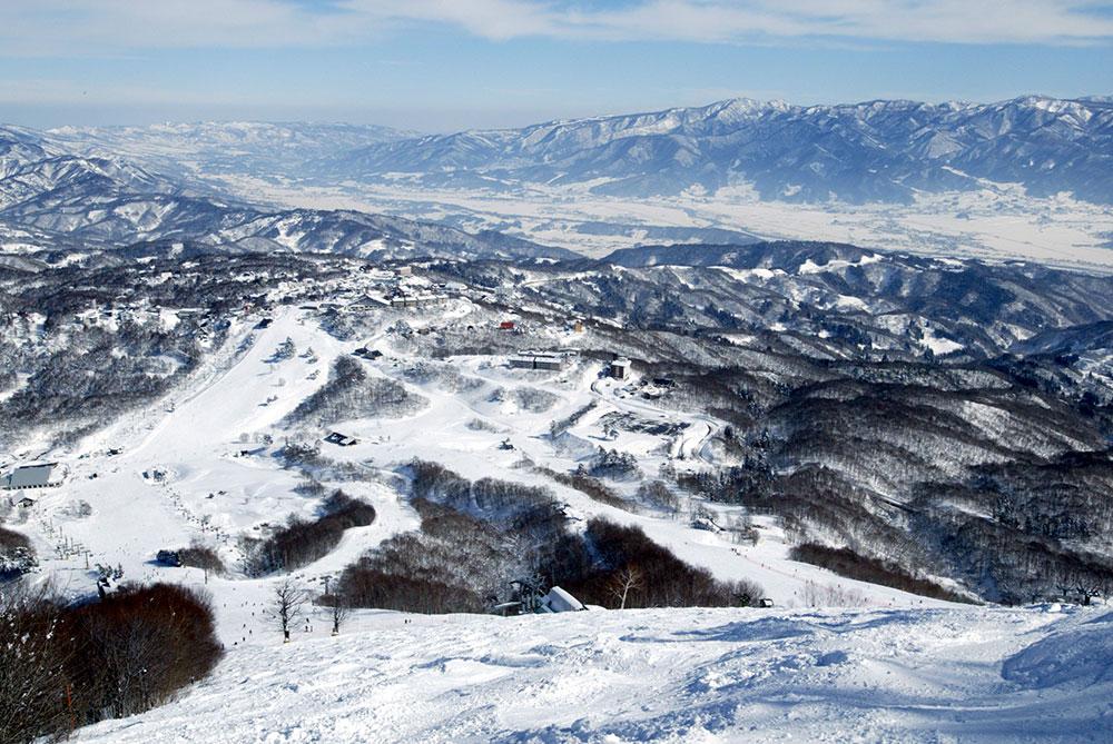にいがたスキーONI割キャンペーン スキー場イメージ