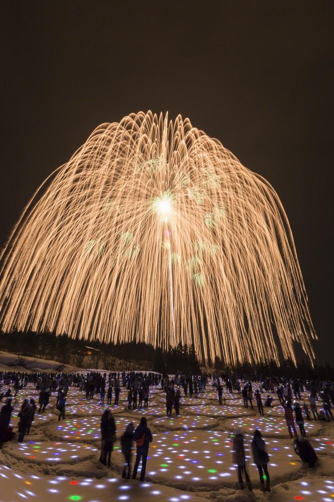 「大地の芸術祭」の里 越後妻有2021冬 SNOWART