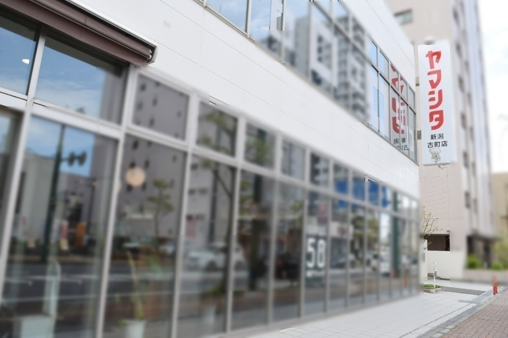 DEPOT50_ヤマシタ家具新潟古町店