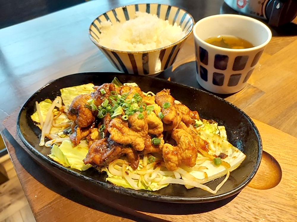 焼肉金太郎_お弁当
