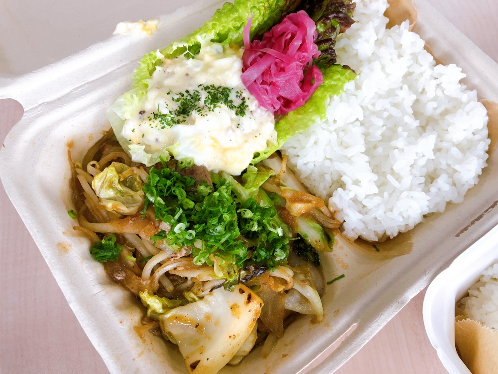 焼肉金太郎_肉野菜炒めBOX