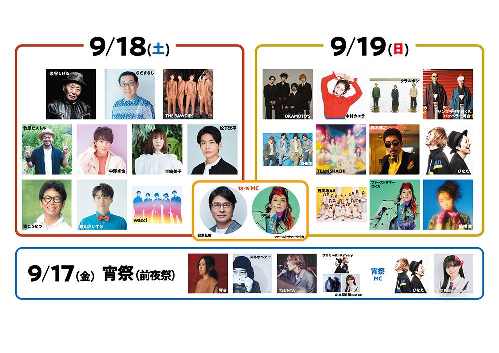 長岡 米百俵フェス 〜花火と食と音楽と〜 2021